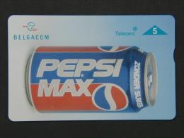 P 392. Pepsi Max. 1000 Ex. - Belgium