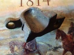 BASSINET POUR FUSIL 1777 - Armes Neutralisées