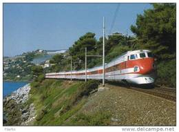 FS Treni ETR 450.10 San Lorenzo Imperia  Tpaívo Railroad Trein Railways  Zug Treno Steam Chemin De Fer Caminos De Hierro - Trains