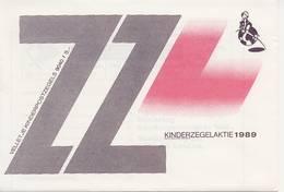 1438 / Blok Kinderzegels 1989 (100% Postfris / MNH) Met Envelop En Rebus - Period 1980-... (Beatrix)