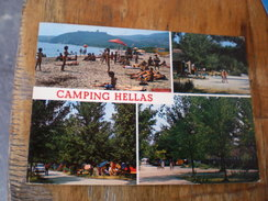 Platamon Camping Hellas 1977 - Grèce