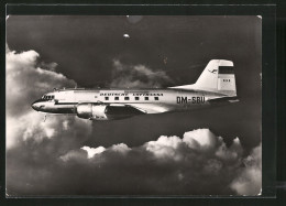 AK Mittelstreckenflugzeug I L 14 Der Deutschen Lufthansa - 1946-....: Moderne