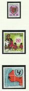 Sénégal  N°355 à 357 Neufs** Cote 4.20 Euros - Senegal (1960-...)