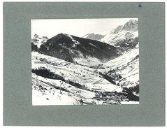 Carte Dépliante (non Postale ) : Vars, Hautes Alpes - Autres Communes
