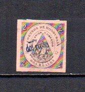 Honduras  1877 .-   Y&T  Nº   12 - Honduras
