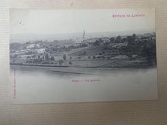 CPA 54 ENVIRONS DE  LUNEVILLE VUE GÉNÉRALE DE MAIXE - Luneville