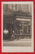 Carte Photo Cordonnerie St Jean à Namur   1920 - Namur