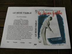 """Rare Film : """" Le Sexe Faible """" - Video Tapes (VHS)"""