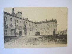 Chateau De La Malgrange - Le Batiment Central Et L'aile Droite - Nancy