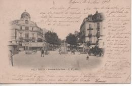 DIJON AVENUE DE LA GARE - Dijon