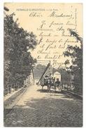 Cpa: BELGIQUE - HERMALLE SOUS ARGENTEAU - Le Pont (animé, Attelage) 1907 NELS Série 83  N° 34 - Oupeye
