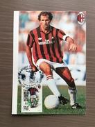 Cartolina Maximum Con Annullo Postale 1° Giorno Del Milan Campione D'Italia 1992-93 - Fútbol