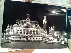 BELGIO CHARLEROI PLACE CALR II E LA CREOLE BY NIGHT V1963 FW9819 - Charleroi