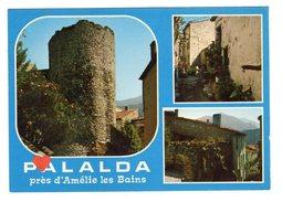 13372-LE-66-PALALDA Près D'Amélie Les Bains---------------vues Multiples Diverses - Autres Communes