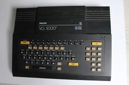 Console Ordinateur Ancien Philips VG 5000 Années 80 - Consoles