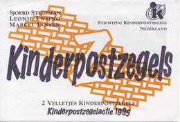 2 X 1661 / Blok Kinderzegels 1995 (100% Postfris / MNH) Met Envelop En Rebus - 1980-... (Beatrix)