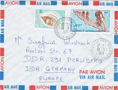 20797. Carta Aerea LA FOA (Nueva Caledonia) 1971. Nouvelle Caledonie - Covers & Documents