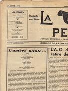 Journal Ancien étudiant Université De Liège LA PENNE Octobre 1951 - Journaux - Quotidiens