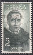 1295 Spagna 1965 San Domingo De Guzman (1170-1221)  Frati Predicatori Used Spain Espana - Teologi