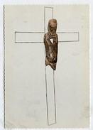 CHRISTIANITY - AK291441 Gamla Uppsala Kyrka - Fragment Av Krucifix - Jesus