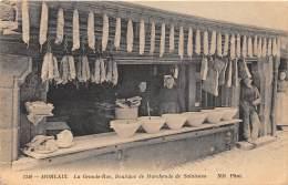 29 - FINISTERE / Morlaix - La Grande Rue - Boutique De Marchande De Salaisons - Morlaix