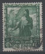 1938 Impero Valore Singolo Usato - Usati