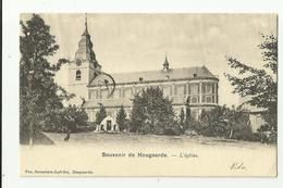 Hoegaarden -   *  Souvenir De Hougaerde - L'Eglise - Hoegaarden