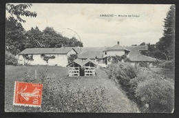 AMBAZAC Rare Moulin De Coqui (?) Haute Vienne (87) - Ambazac