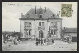 AMBAZAC La Mairie (Pastaud) Haute Vienne (87) - Ambazac