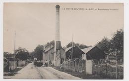 41 LOIR ET CHER - LAMOTTE BEUVRON Exploitation Forestière - Lamotte Beuvron