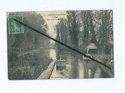 CPA - Marcilly Sur Eure - L'Eure - Vue Prise Du Moulin - Marcilly-sur-Eure