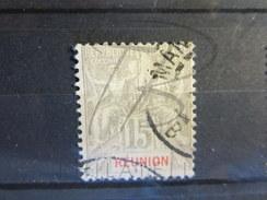 BEAU TIMBRE DE REUNION N° 48 !!! - Réunion (1852-1975)