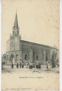 MAILLÉ - L'Église - Other Municipalities