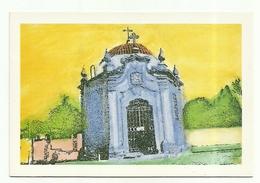 ARVORE.-  CAPELA  DA  S.  DAS  BOAS  -  NOVAS - Porto