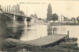 78 - Chatou - Pont Sur Le Grand Bras - Chatou