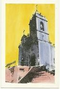 FORNELO-  IGREJA   PAROQUIAL  DE  S.  MARTINHO   DE    FORNELO - Porto