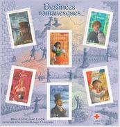France Bloc N° 60** Littérature, Vidocq, Esmeralda, Nana, Gavroche, Monte-Cristo Bloc Neuf 2003 - Nuevos