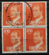ESPAÑA 1977. JUAN CARLOS. FECHADOR PALMA DE MALLORCA. USADO - USED. - 1931-Hoy: 2ª República - ... Juan Carlos I
