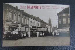 Cp/pk Reclame Pub Brabantia Margarine Optocht Half-Vasten Brussel 1922 Bruxelles - Publicité