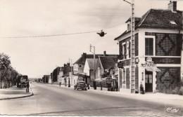 Appoigny 89 -  Hôtel Restaurant Saint-Fiacre Carrefour Et Route Nationale - Cim 1959 - Appoigny