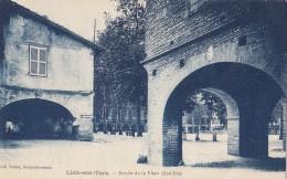 Lisle Sur Tarn 81 - Entrée Sud-Est De La Place - Edition Thiriat Et Basuyau - Lisle Sur Tarn
