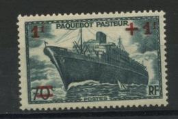 FRANCE - LE PASTEUR  - N° Yvert 502** - France