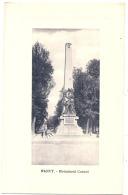 NANCY  Monument Carnot   édition Cadre Relief TTBE Neuve - Nancy