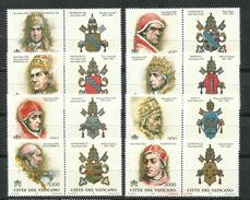 Vaticano_1998_Serie Papal. - Nuevos