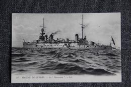 """Marine De Guerre - Le """" DEMOCRATIE """". - Guerre"""