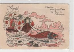 CARTE HUMORISTIQUE - HUMOUR - 1ER AVRIL - PREMIER AVRIL - Saisons & Fêtes