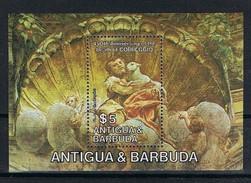 Antigua & Barbuda Y/T Blok 83 (**) - Antigua Et Barbuda (1981-...)