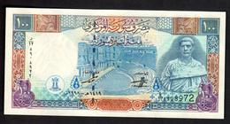SYRIA (SIRIA)  : 100 Pounds - 1997 - UNC - Siria