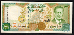 SYRIA (SIRIA)  : 1000 Pounds - 1997 - UNC - Siria