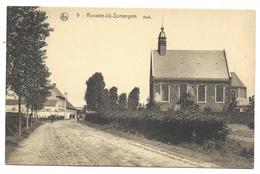 +++ CPA - RONSELE BIJ SOMERGEM - Kerk - Nels // - Zomergem